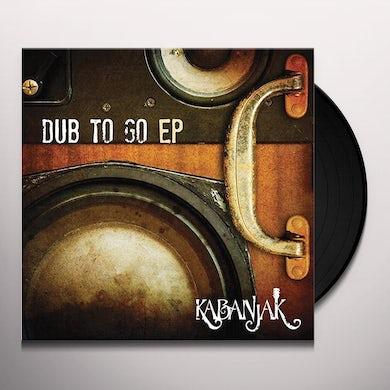 Kabanjak DUB TO GO EP Vinyl Record - UK Release