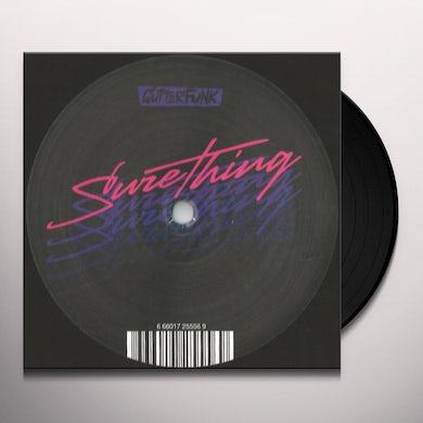 Surething HOLDING YOU TIGHT B/W INSTRUMENTAL Vinyl Record