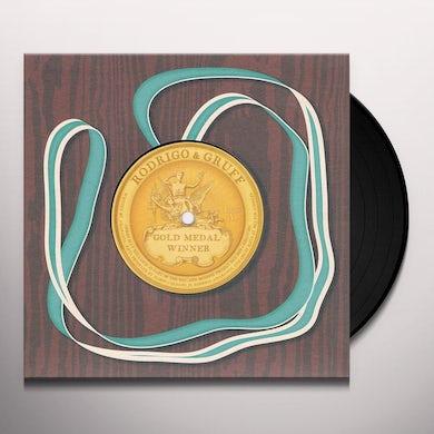 Gruff Rhys GOLD MEDAL WINNER/TIME COULD CHANGE (GER) (Vinyl)