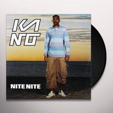 Kano NITE NITE Vinyl Record