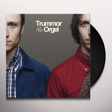 Trummor & Orgel OUT OF BOUNDS Vinyl Record - Sweden Release
