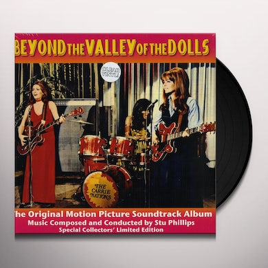 BEYOND THE VALLEY OF THE DOLLS / O.S.T. (UK) (Vinyl)