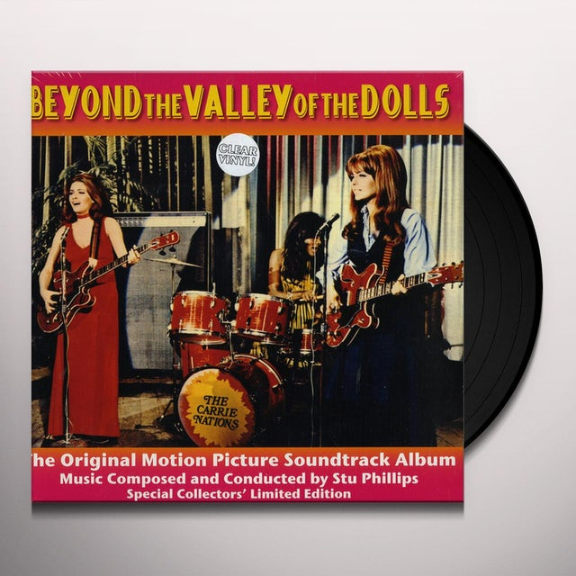 Beyond The Valley Of The Dolls / O.S.T.