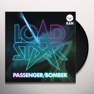 Loadstar PASSENGER/BOMBER Vinyl Record - UK Release