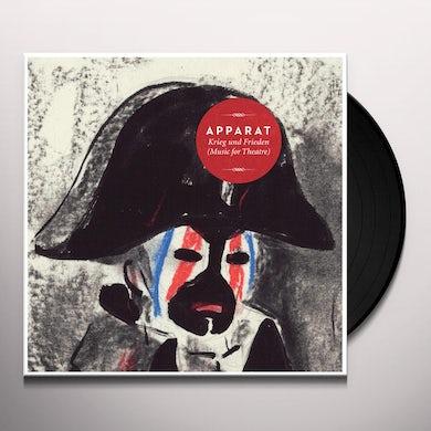 Apparat KRIEG UN FRIEDEN (MUSIC FOR THEATRE) Vinyl Record