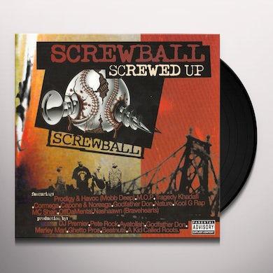 Screwball SCREWED UP Vinyl Record