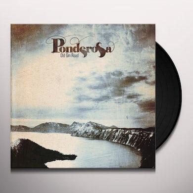 Ponderosa OLD GIN ROAD (Vinyl)