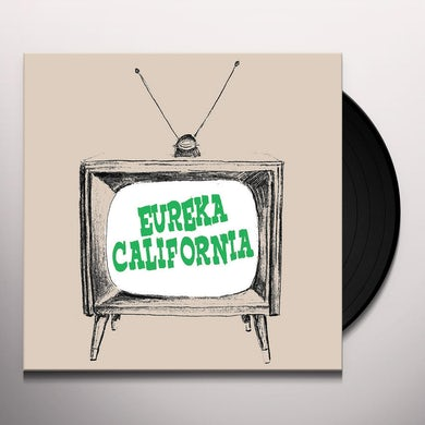 Eureka California MODERN TIMES (EP) Vinyl Record