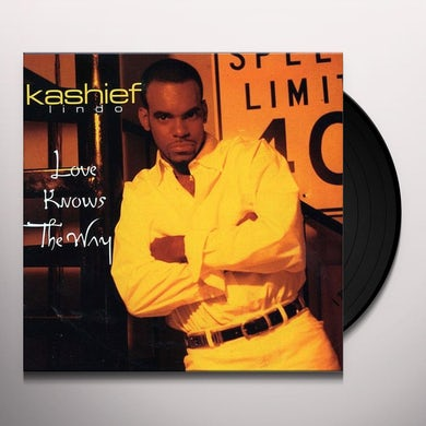 Kashief Lindo LOVE KNOWS THE WAY Vinyl Record