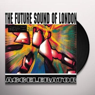 The Future Sound Of London ACCELERATOR Vinyl Record