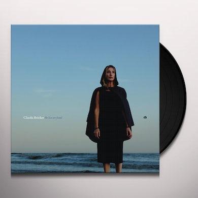 Claudia Brucken LOST ARE FOUND Vinyl Record
