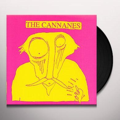 Cannanes FRIGHTENING THING Vinyl Record