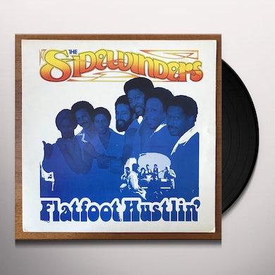 Sidewinders LIKE YOUR STUFF/FLATFOOT HUSTLIN' Vinyl Record - UK Release