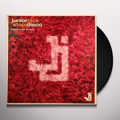 Junior Jack STUPIDISCO Vinyl Record - UK Release