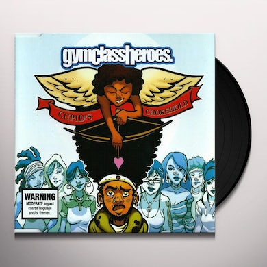 Gym Class Heroes CUPID'S CHOKEHOLD (GER) Vinyl Record