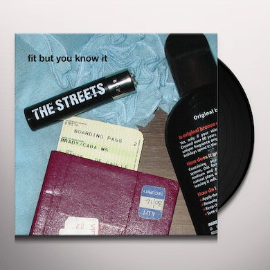 Streets FIT BUT YOU KNOW IT (GER) Vinyl Record