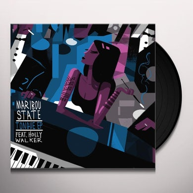 Maribou State TONGUE Vinyl Record - UK Release
