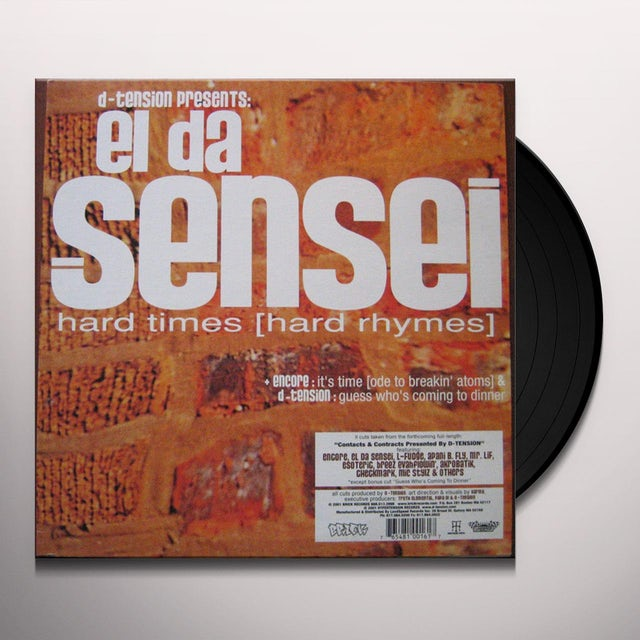 Encore / El Da Sensei