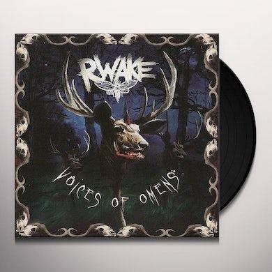 Rwake VOICES OF OMENS Vinyl Record