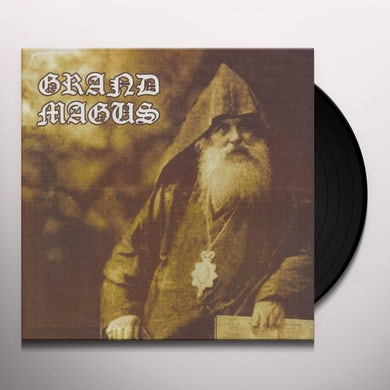 Grand Magus Vinyl Record