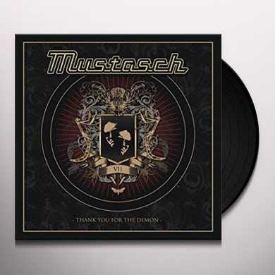 Mustasch THANK YOU FOR THE DEMON (HOL) (Vinyl)