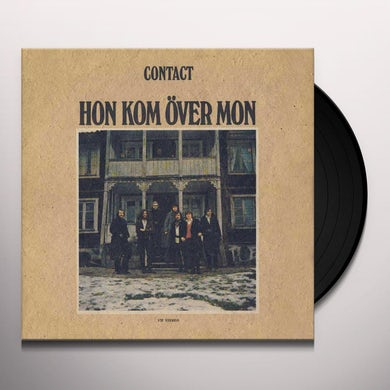 Contact HON KOM OVER MON Vinyl Record - Sweden Release