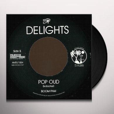 Boom Pam CICEK DAGI Vinyl Record - UK Release