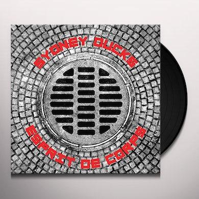 Sydney Ducks ESPRIT DE CORPS / JOAQUIN MURRIETA (Vinyl)