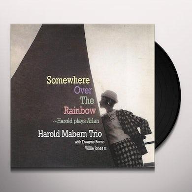 Harold Mabern SOMEWHERE OVER RAINBOW Vinyl Record