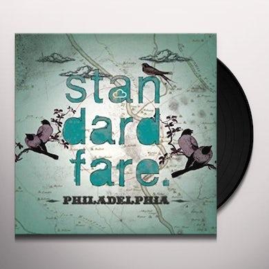 Standard Fare PHILADELPHIA Vinyl Record