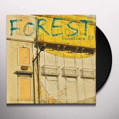 Forest SWEETCURE EP (UK) (Vinyl)