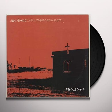 Upcdownc SHALLOWS Vinyl Record