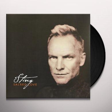 Sacred Love Vinyl Record