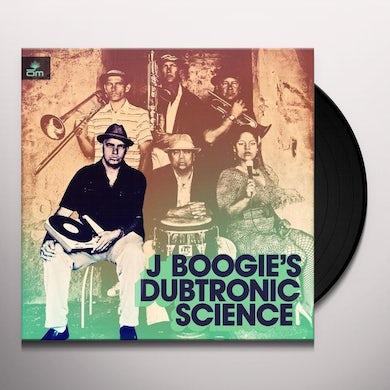 J-Boogies Dubtronic Science UNDERCOVER Vinyl Record - UK Release