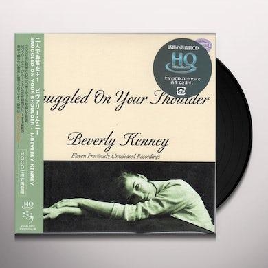 Beverly Kenney SNUGGLED ON YOUR SHOULDER Vinyl Record
