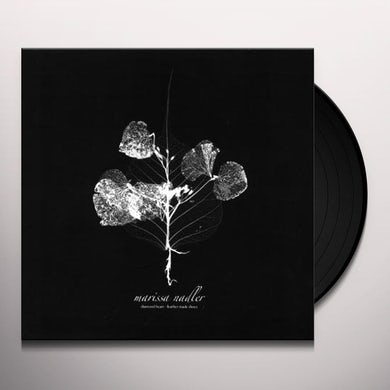 Marissa Nadler DIAMOND HEART LEATHER Vinyl Record - UK Release
