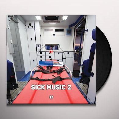 Sick Music 2 Sampler 2 FRA) Vinyl Record