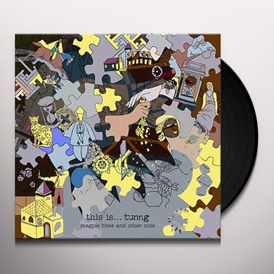 Tunng SASHIMI (FRA) Vinyl Record