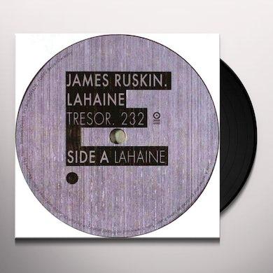 James Ruskin LA HAINE Vinyl Record