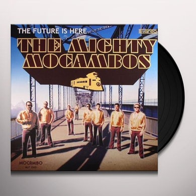 The Mighty Mocambos CALLING THE SHOTS Vinyl Record - UK Release