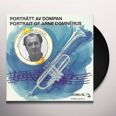 Arne Domnerus PORTRAIT OF PORTER (Vinyl)