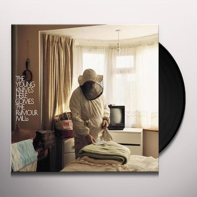 Young Knives HERE COMES THE RUMOUR MILL Vinyl Record - UK Release