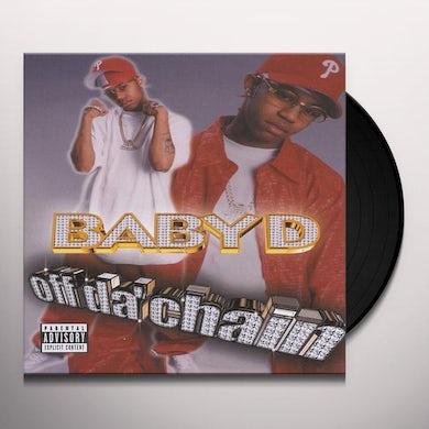 Baby D OFF DA CHAIN Vinyl Record