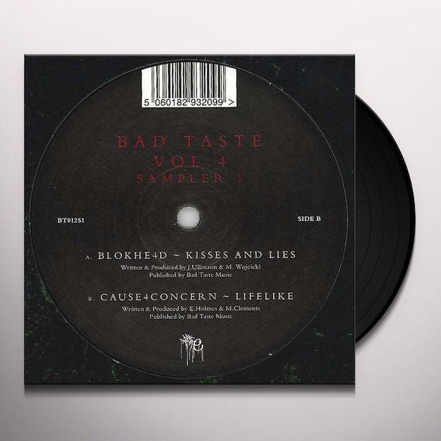 Vol. 4-Bad Taste: Sampler 1 / Various