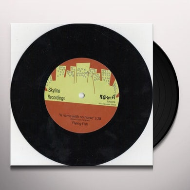 Flying Fish A NAME WITH NO HORSE Vinyl Record - UK Release
