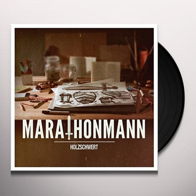 Marathonmann HOLZSCHWERT (GER) (Vinyl)