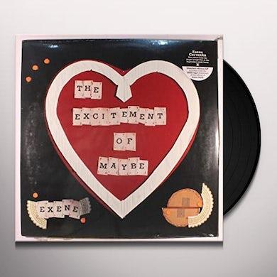 Exene Cervenka EXCITEMENT OF MAYBE (Vinyl)