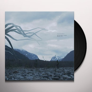Julien Mier WHEN WILL THEY WAKE UP Vinyl Record - UK Release