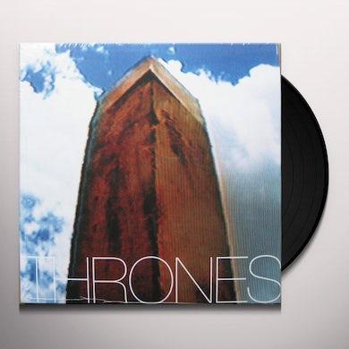 Thrones LATE FOR DINNER Vinyl Record