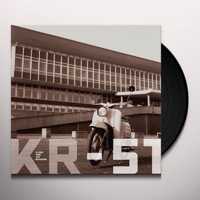 Clare & The Reasons KR-51 Vinyl Record